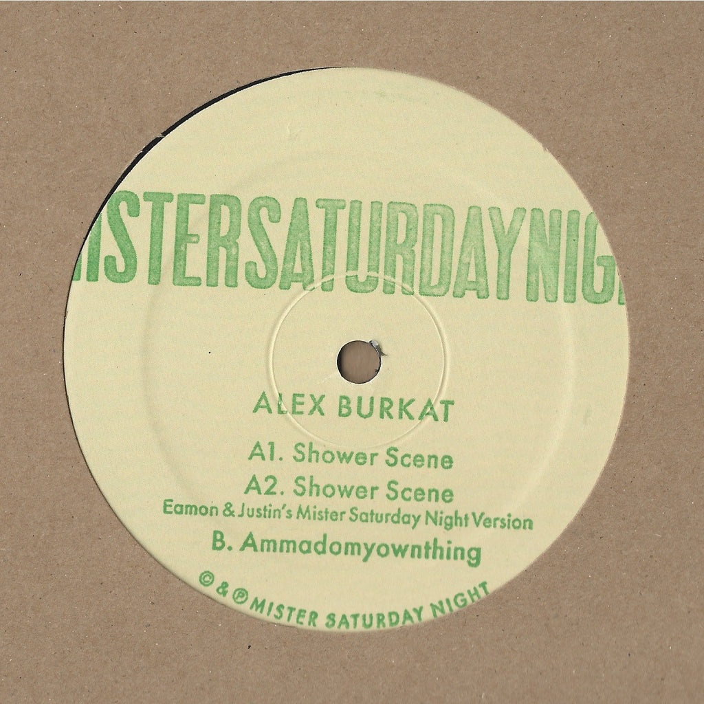 Shower Scene EP - Alex Burkat
