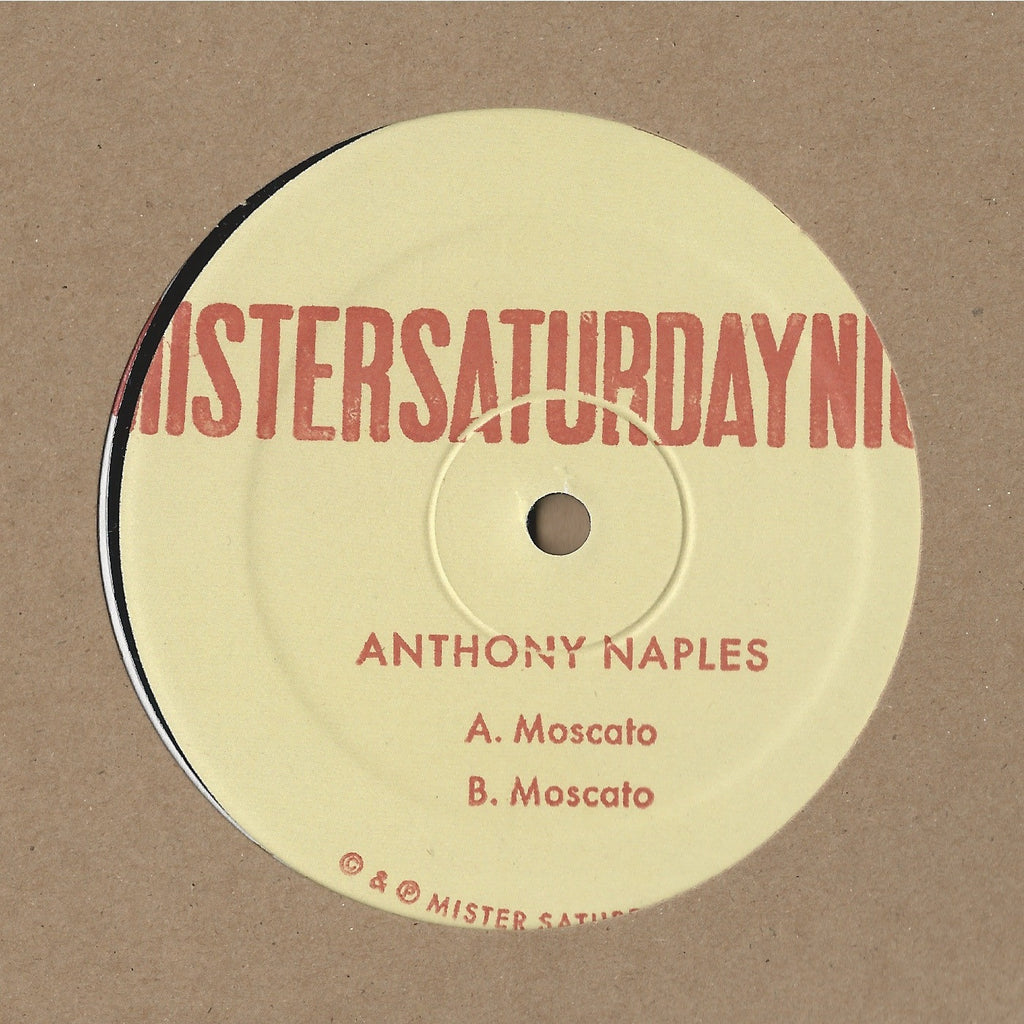 Moscato EP - Anthony Naples