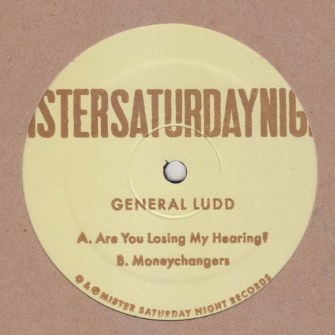 Are You Losing My Hearing? EP - General Ludd