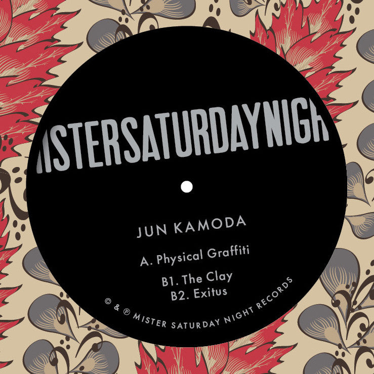 The Clay EP - Jun Kamoda