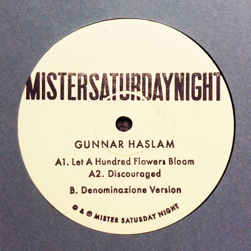 Let A Hundred Flowers Bloom – A Ten-Inch EP – Gunnar Haslam