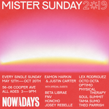 Mister Sunday 2019 Outdoor Season Pass for Two