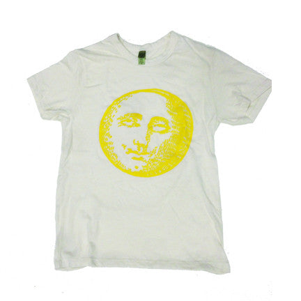 Mister Saturday Tee - White