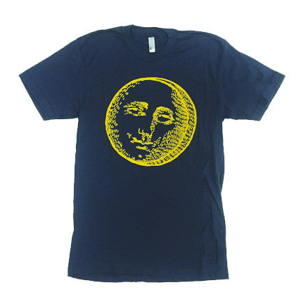 Mister Saturday Tee - Navy
