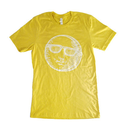 Mister Sunday Tee - Maize Yellow
