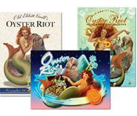 2005-2012 Oyster Riot <br>Poster Collection