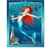 2014 Oyster Riot Posters<br>Limited Edition
