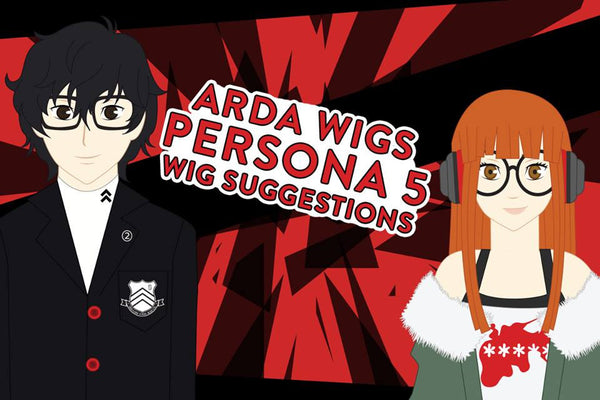 Persona 5 Wig Suggestion Guide