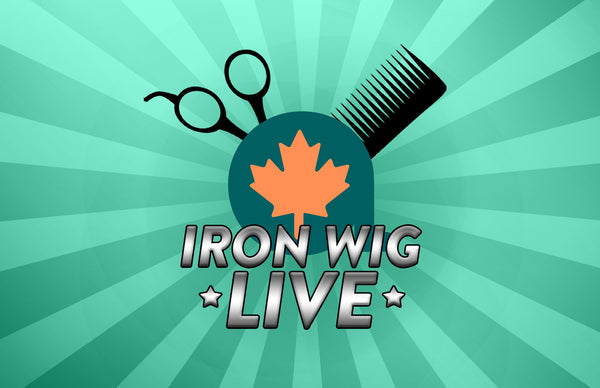 Get Ready Anime North- It's IRON WIG LIVE!