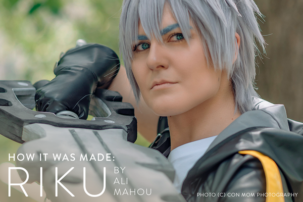 How It Was Made: Riku by Ali Mahou
