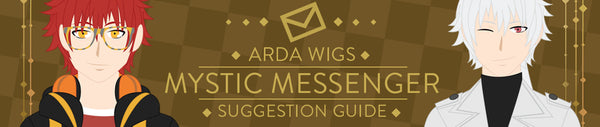 Wig Suggestion Guide – Mystic Messenger