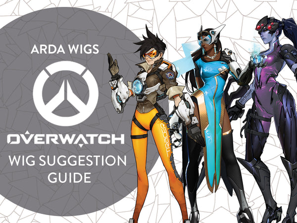 Wig Suggestion Guide – Overwatch