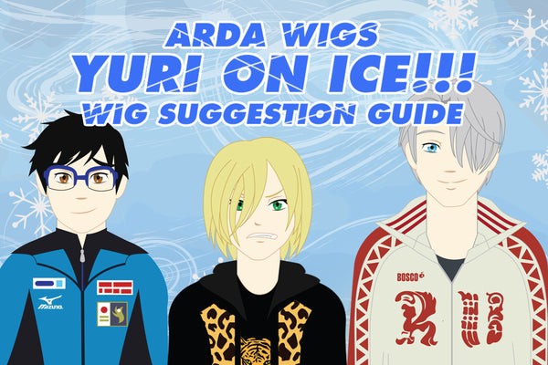 Yuri!!! on ICE Wig Suggestions