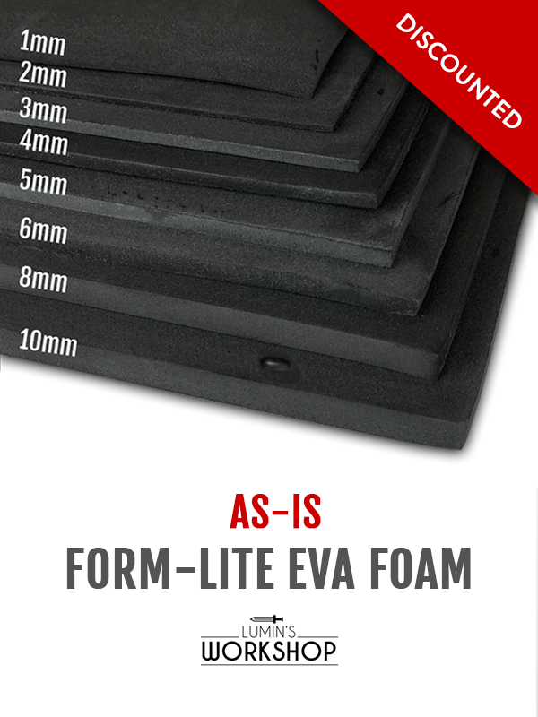 As-Is Form-Lite EVA Foam