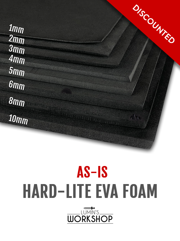 As-Is Hard-Lite EVA Foam