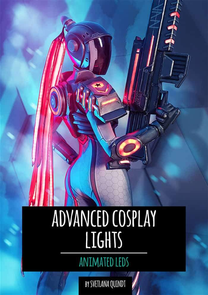 Advanced Cosplay Lights - Animated LEDs