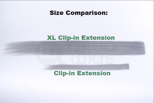 Clip-in Extension CLASSIC CL-051 to CL-100