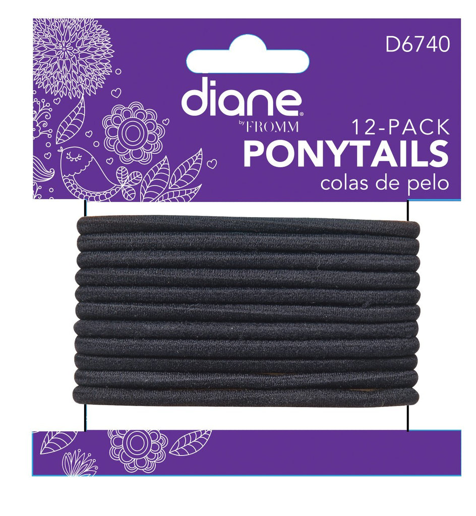 Ponytail and Hair Elastics