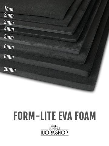 Lumin's Workshop Hard-Lite EVA Foam Mini Sheets