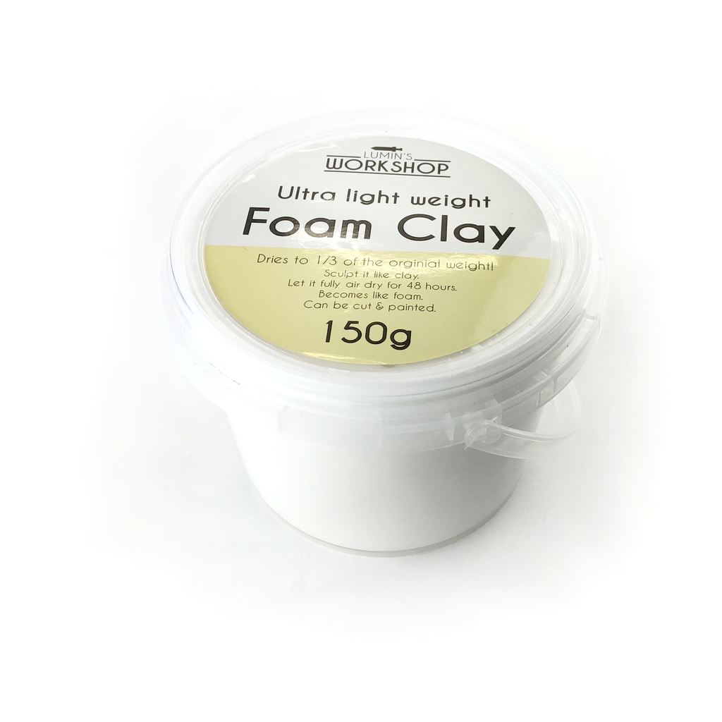 Lumin's Workshop Foam Clay 150g