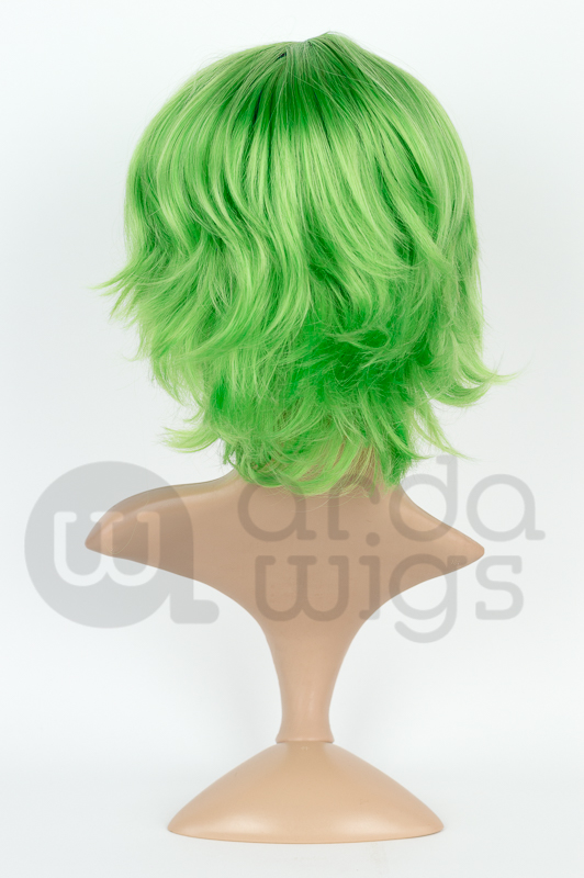 (CL-049) Light Green Back