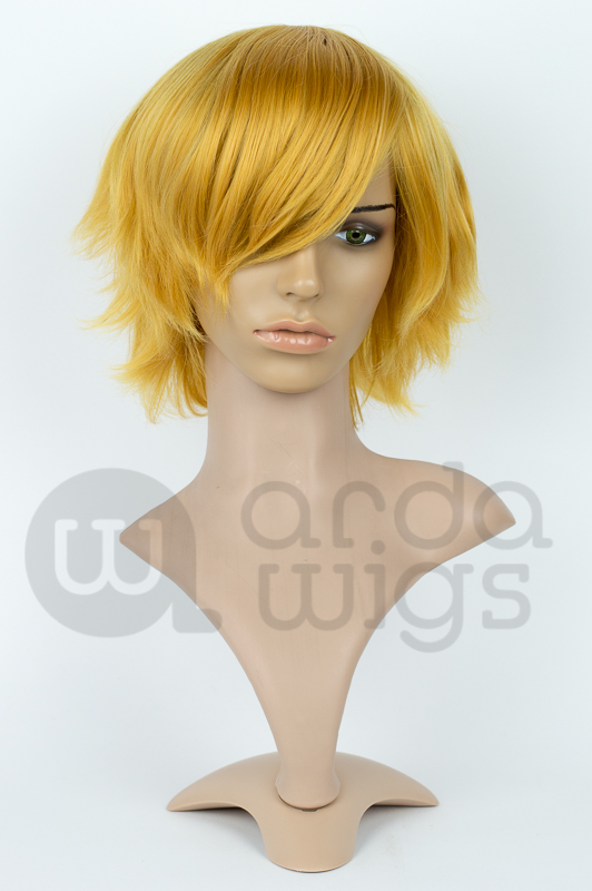(CL-058) Yellow Blonde Front