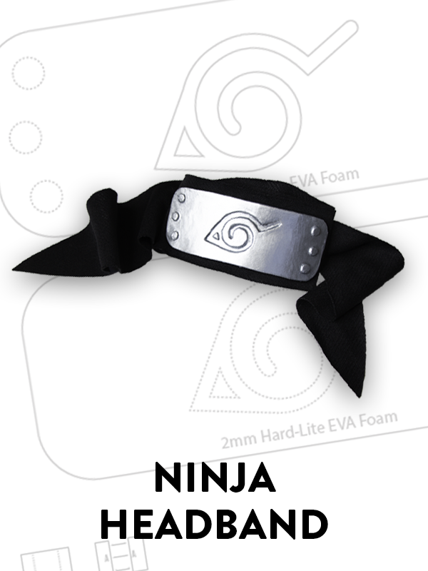 Project Kit: Ninja Headband (Out of Stock)