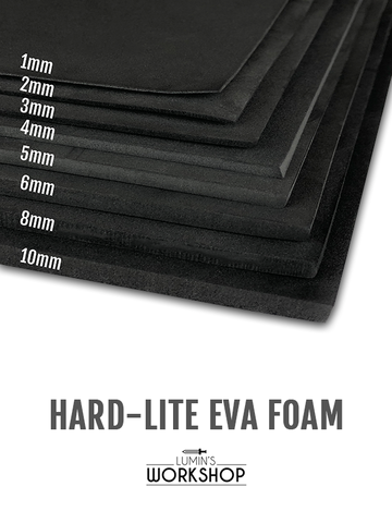 Add-On: Lumin's Workshop Hard-Lite EVA Foam Sample