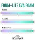 Lumin's Workshop Form-Lite EVA Foam