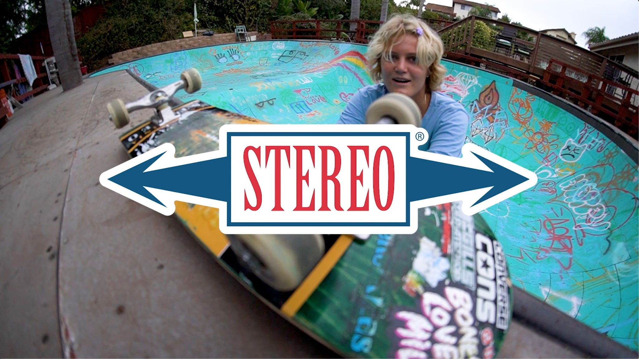 "Welcome to Stereo Bryce Wettstein ""Stereophonic Debut"""