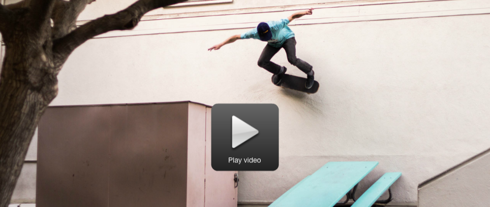 "Steve Mull's ""Rewild"" Part - Thrasher"