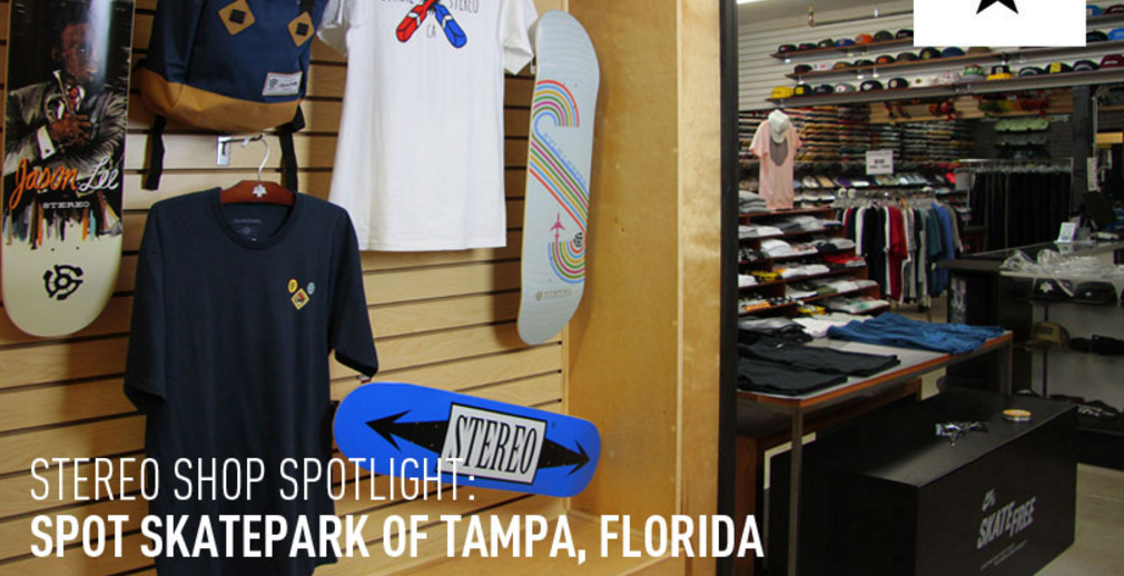 "Shop Spotlight: Skatepark of Tampa ""SPoT"" FL"