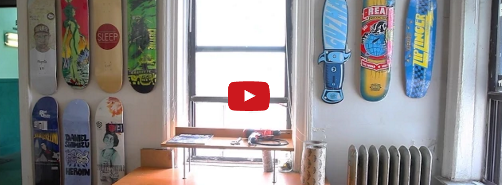 Shop Spotlight: Terminal - Secret Skateshop in NY