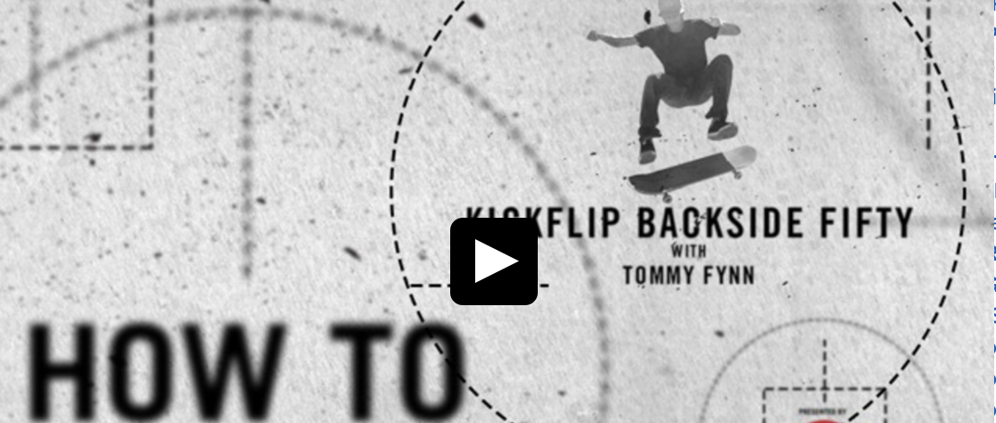 Tommy Fynn: How-to