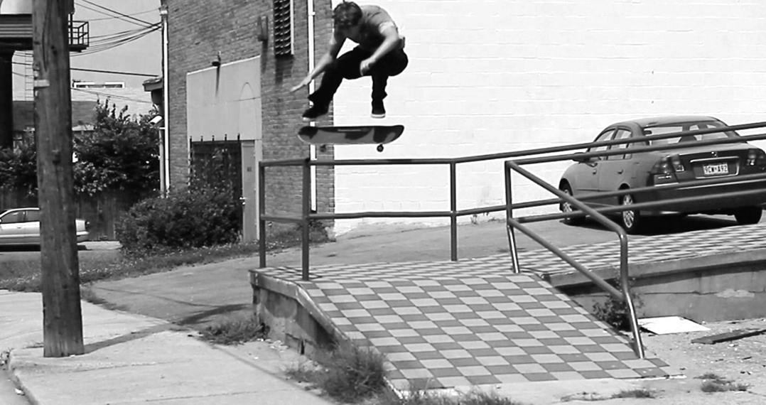 "Yoshi Tanenbaum's ""Transplants"" Part on THRASHER!"