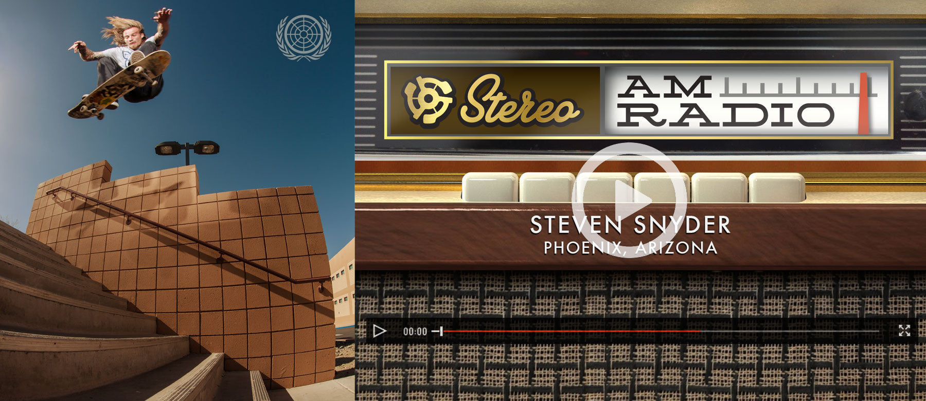 Stereo - AM Radio Steven Snyder