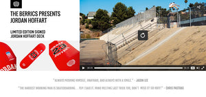 Jordan Hoffart's Full Part on TheBerrics.com