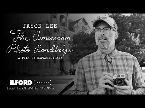 ILFORD Inspires: Jason Lee's 'THE AMERICAN PHOTO ROADTRIP'