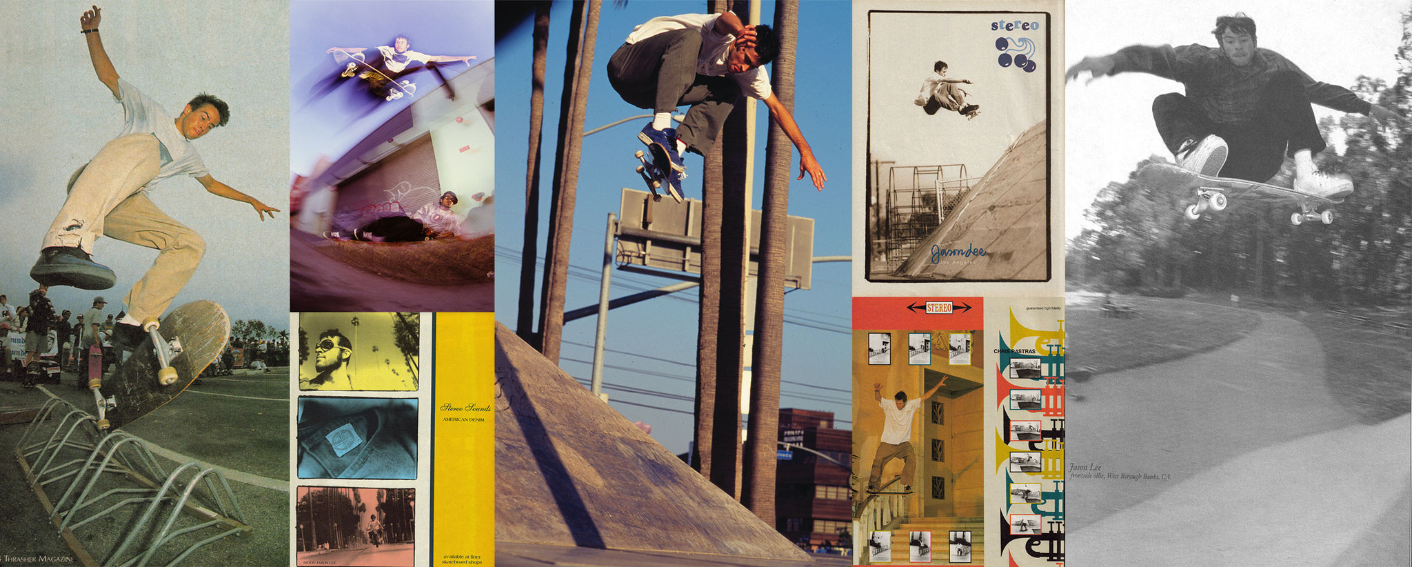 Skateboarding Hall of Fame 2019 Inductee: Jason Lee