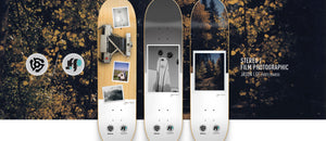 Stereo / Film Photographic Jason Lee photo boards