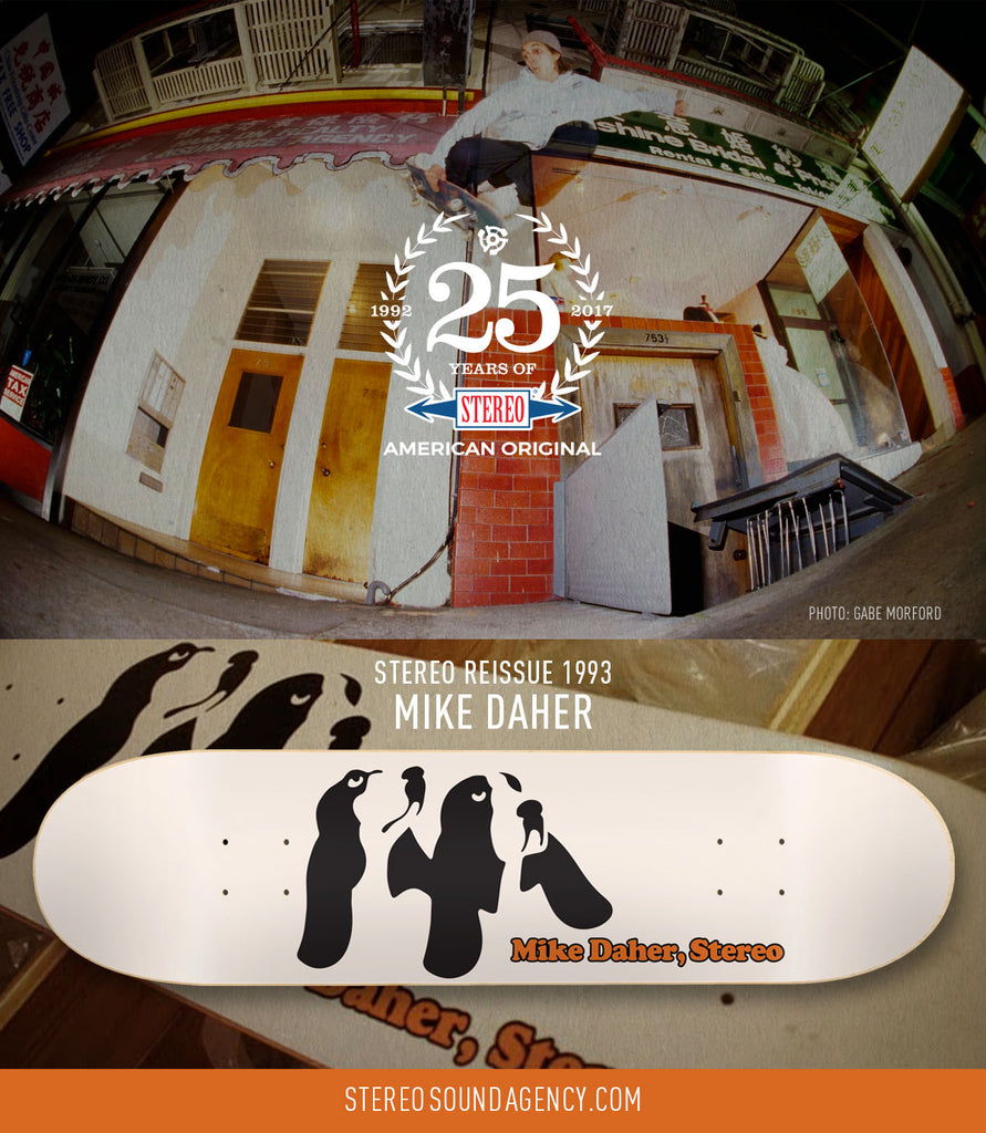 New Mike Daher boards out now!