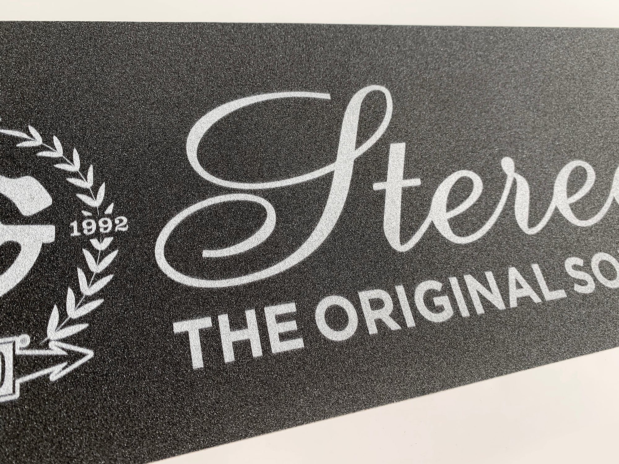 "Stereo ""The Original Sound"" griptape"