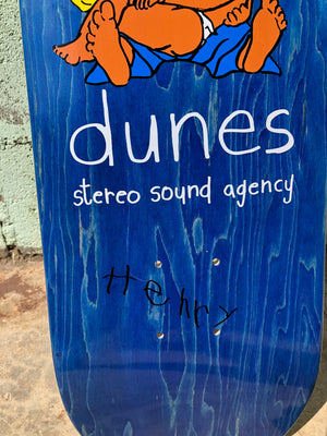 "Signed ""Dunes"" - Chris Pastras"