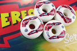 Stereo Raygun Wheels 52MM