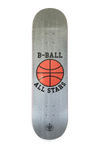 Stereo B-Ball All Stars - Heather 8.25
