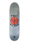 Stereo B-Ball All Stars - Heather Shaped 8.25