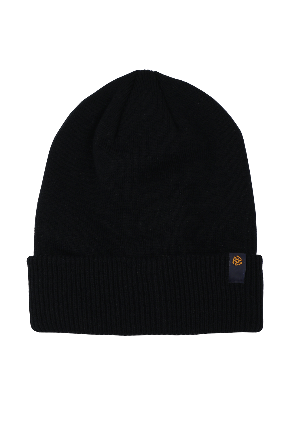 45 Label Rib Knit Beanie