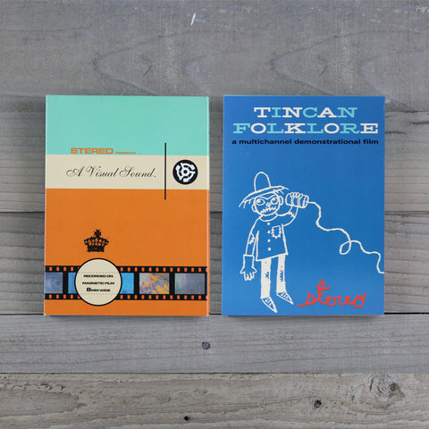 A Visual Sound & Tincan Folklore Box set