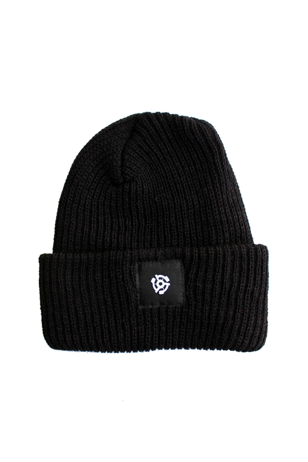 Square Label Beanie