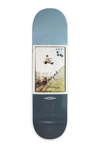 "Signed Jason Lee ""Classic Ad"" deck"